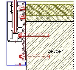 BALUSTRADES SELF-SUPPORTING ES-GLASS-SUPPORTING-1000